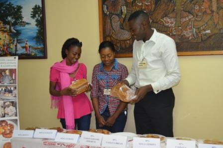 Cassava Bread Move from Nigeria to Congo DR